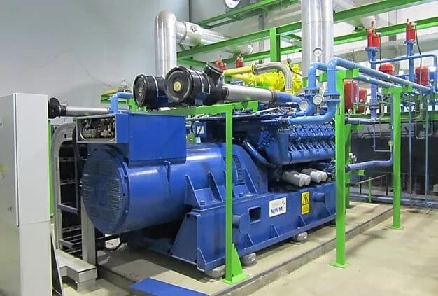 Landfill Gas Systems - Water Gas Renew