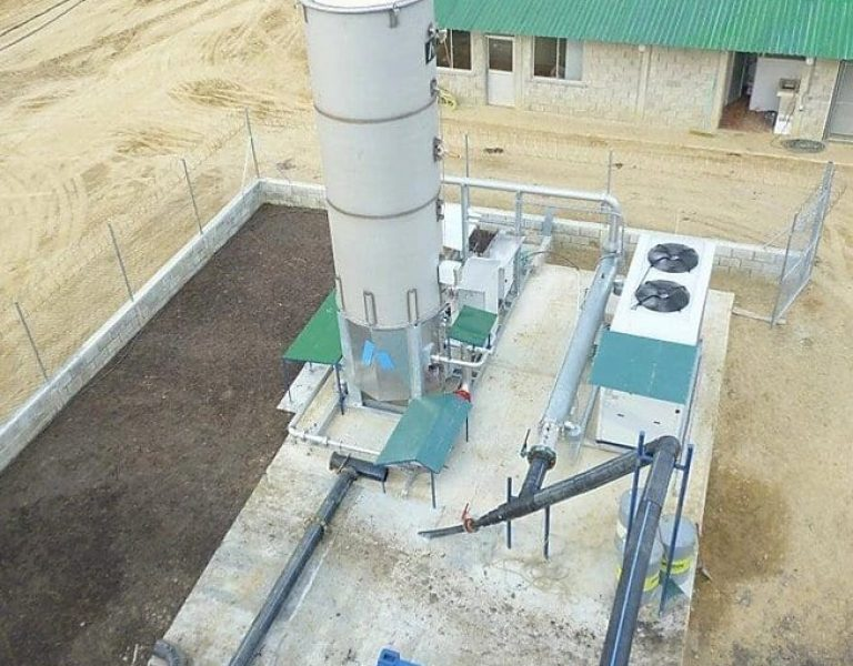 Waste Water Filtration and Separation - Water Gas Renew